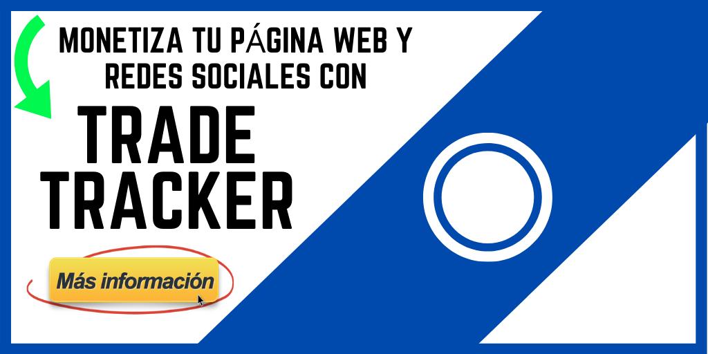 Cómo Ganar Dinero por Internet con TradeTracker