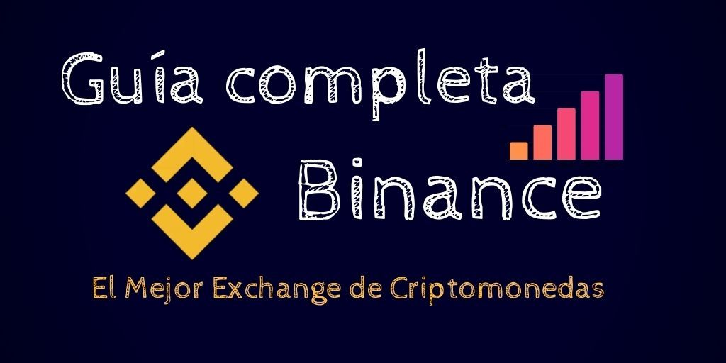Guía completa Binance