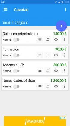 Presupuestos - Aplicación GRATIS